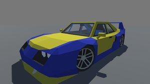 car interior ready mobile 3D