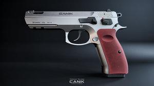 canik 55 shark fc 3D