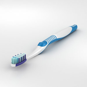 toothbrush tooth brush 3D model