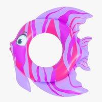 ring fish 3D model