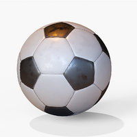 soccer ball glossiness model