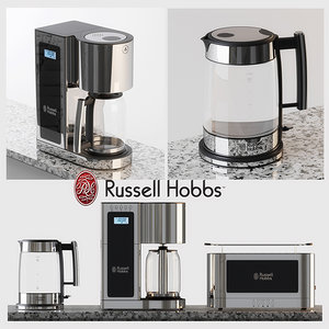 russell hobbs l h 3D model