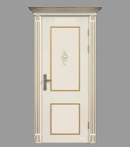 interior door 3D