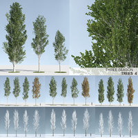Three Season Trees 4: Poplar (+Growfx)