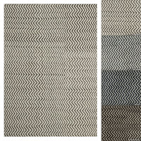 3D restoration rugs petite chevron
