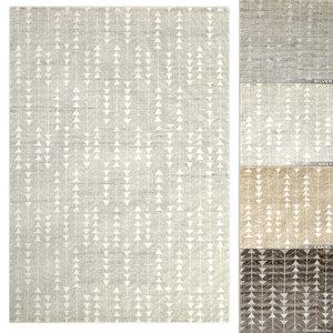 restoration rugs moroccan cedro 3D