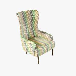 lightwave chair ears square model