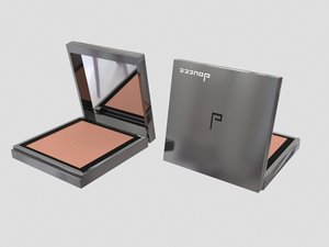 cosmetic beauty rouge 3D