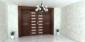 door design 3D model