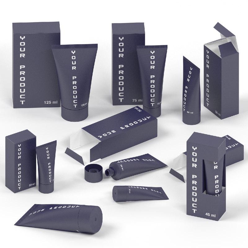 tubes set model