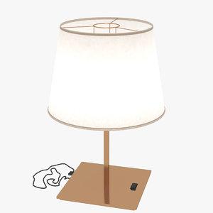lamp light shade 3D
