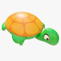 3D ring turtle