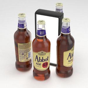 3D model ale