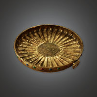 Ancient Treasure Ceremonial Bowl (TRS) - PBR Game Ready