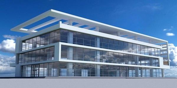 building 7 3D