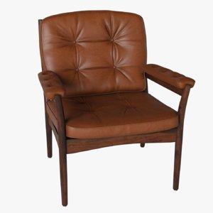 gote mobler chair 3D model