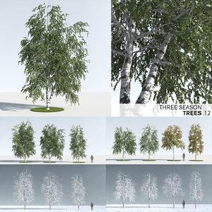 3D trees 12