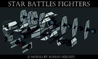 Star Battles Fighters
