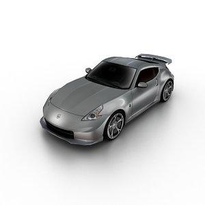 2014 nissan 370z nismo model
