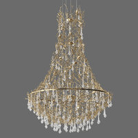 3D model serip - chandelier ct3379
