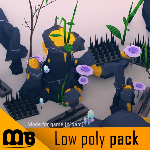 3D pack -