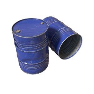3D model metall barrel