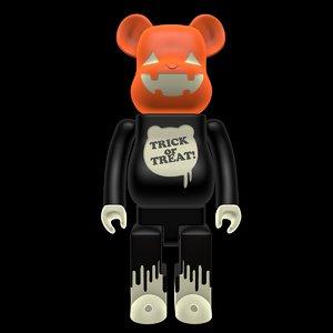 bear brick model