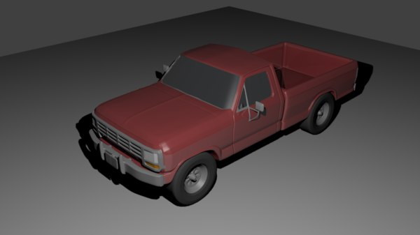 pick-up 3D