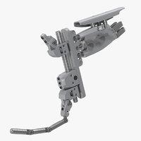 3D rifle butt plate