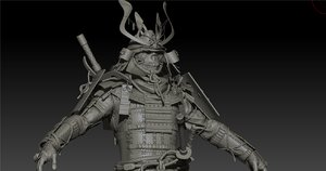 zbrush project 3D model