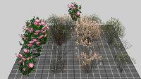 mobile bush 3D