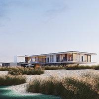 3D villa hawke s
