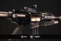 M4A1 Full Mod