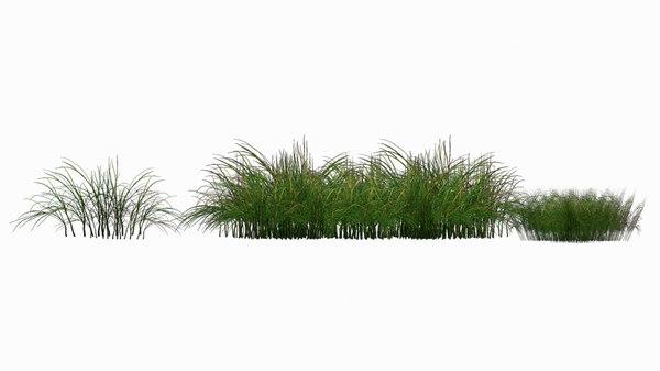 mobile grass pack 3D model