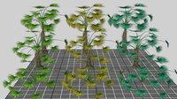mobile tropical pack 3D model