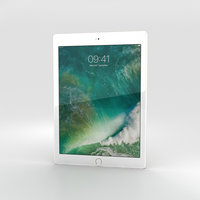 3D apple ipad 9 model