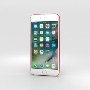 iphone apple 7 3D model
