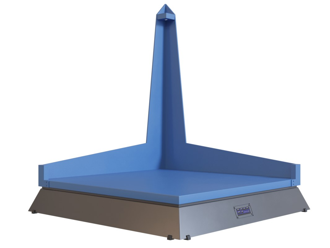 Dimensioning and weighting system