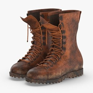 3D hunting-boots