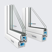 Window profile - Rehau Blitz New - Rehau Grazio