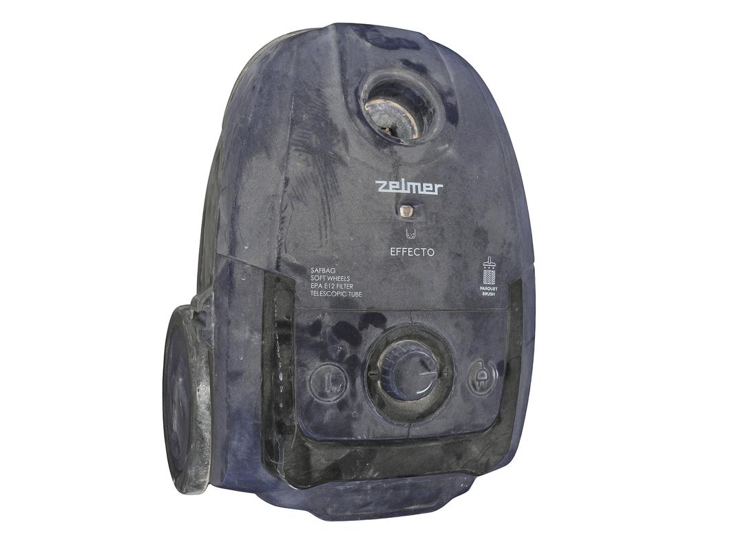 old vacuum cleaner model