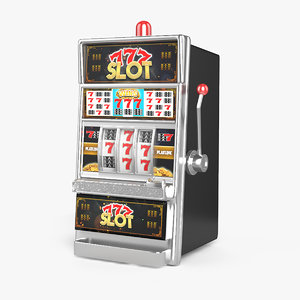 slot machine 3D