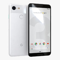 google pixel 3 clearly 3D
