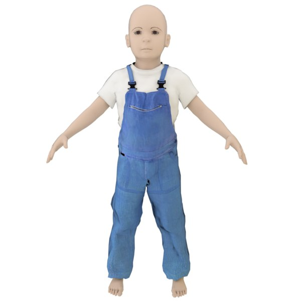 3D blender boy years old