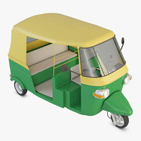 auto rickshaw model