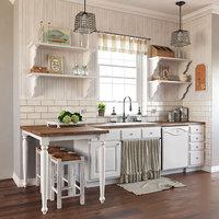 Provence style kitchen