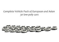 Complete Vehicle Pack EA