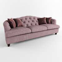 3D victoria sofa
