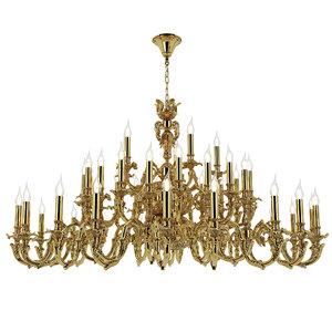 3D model chandelier vivaro e 1