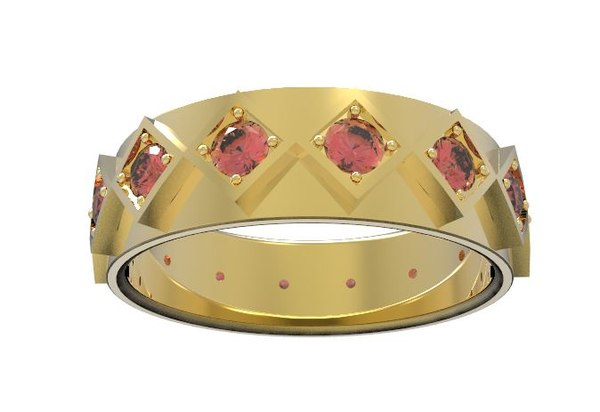 wedding ring model